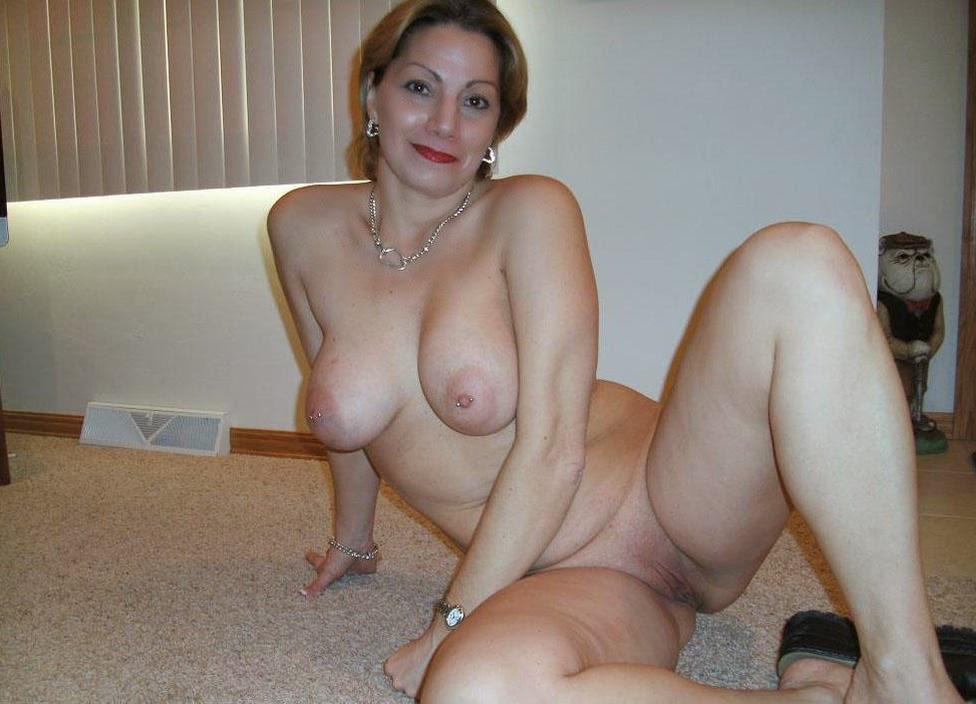 домашние порно-фото красивых женщин за 40