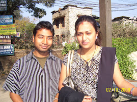 Me with Childhood friend