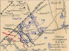 Stelling van Langemark 1917