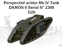 Replica Damon II constructie