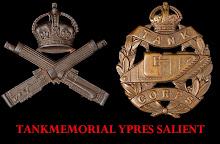 Tankmemorial Ypres Salient