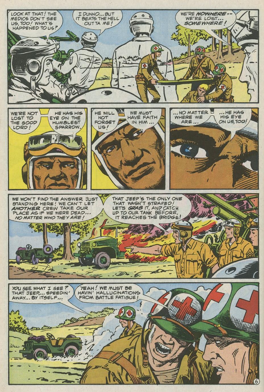G.I. Combat (1952) Issue #288 #288 - English 9