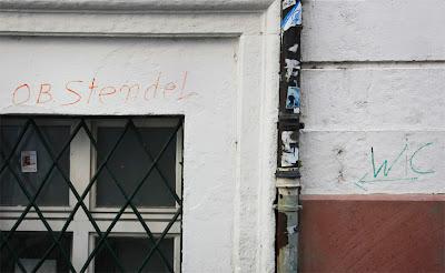 Heidelberg, Altstadt, Untere Strasse, Heumarkt, Hans-Dieter Stendel