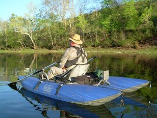 The flyfishmagazine blog arkansas white river fishing report for Blue river fishing report