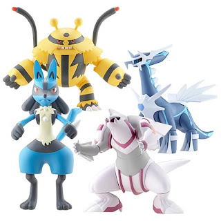 Pokemon Diamond and Pearl Action Figures - Wave 1