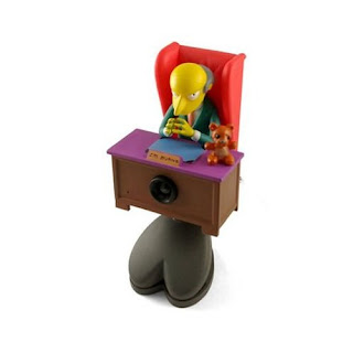 USB Toy Mr Burns USB Webcam and Microphone