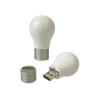 USB Toy 1GB Light Bulb USB Drive