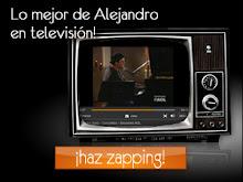 La pagina oficial de Alejandro Sanz