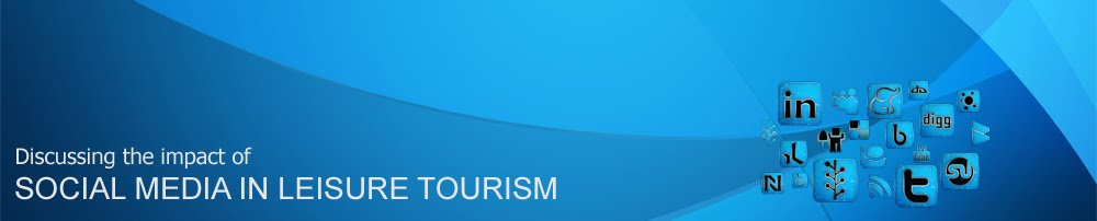 Discussing the impact of social media in leisure tourism