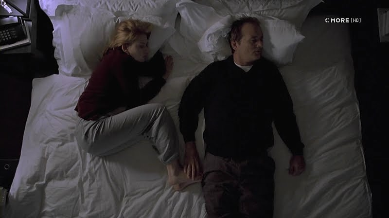 Think, lost in translation sex scenes