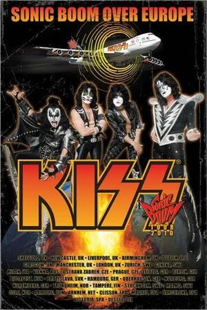 KISS: SETLIST 2010 (SONIC BOOM OVER EUROPE). Kiss+cartel