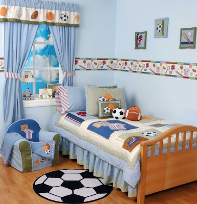 Cool Kids Bedroom Theme Decoration Ideas 11