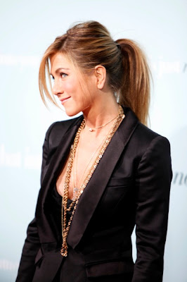 Fresh Look Celebrity Ponytail Hairstyles Gallery 06