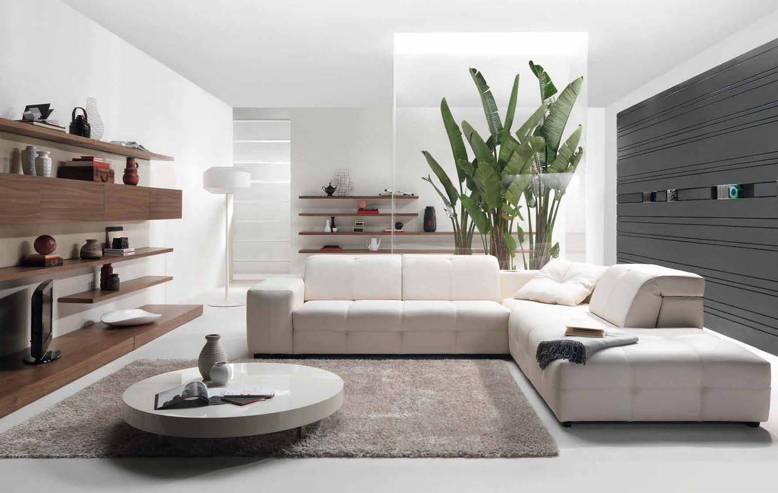 Charming Modern Living Room