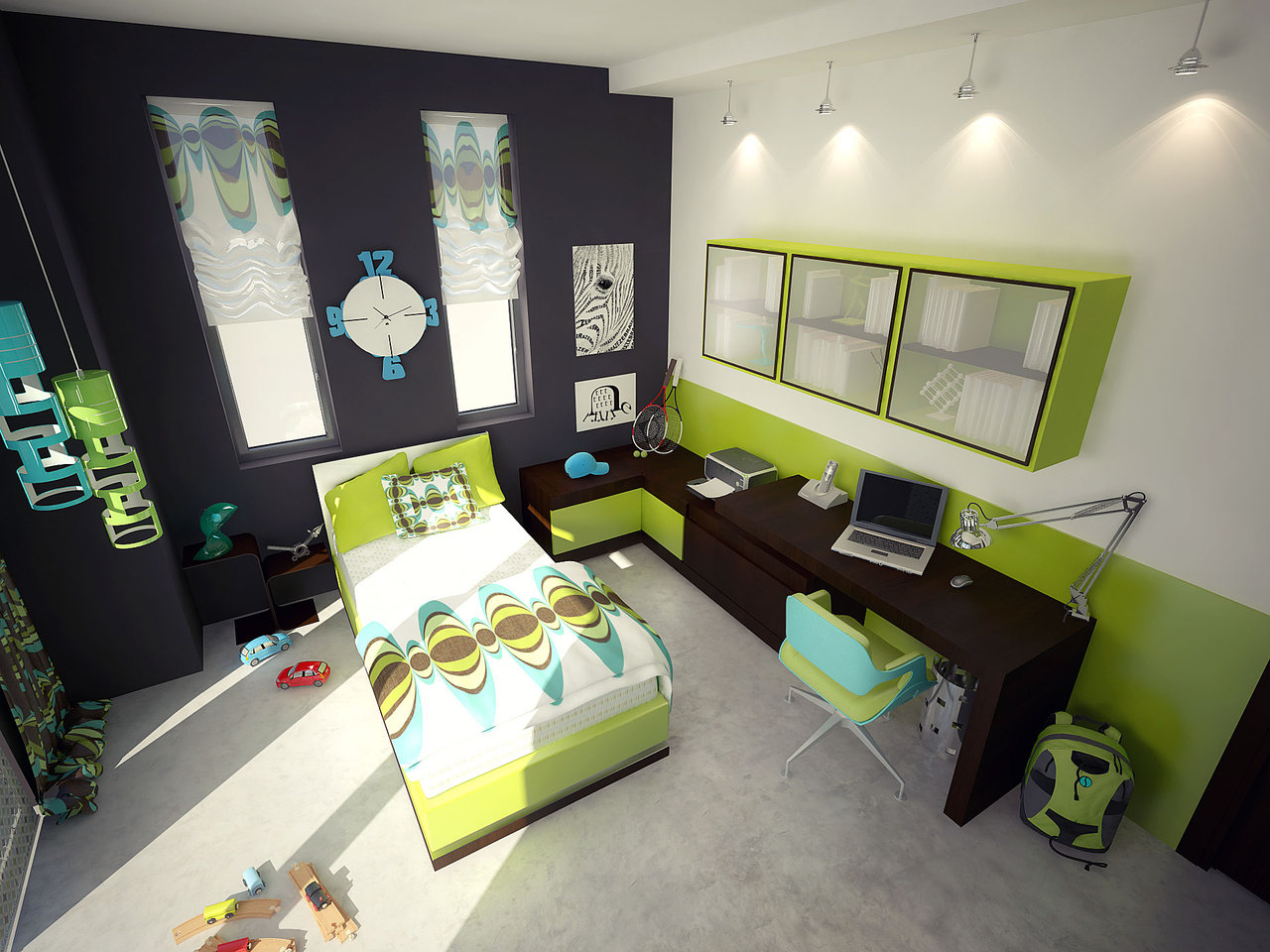 The career outlook for a green interior designer is good. They make on ...