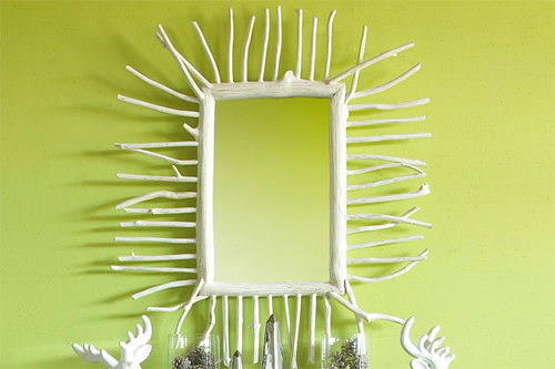 Most Beautiful and Original Mirror Designs