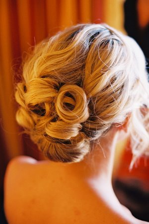 Short Haircuts Hairstyles: Casual Updo Hairstyles for Long Hair
