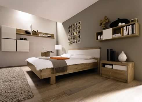 Interior Bedroom Ideas on Interior Create  Modern Bedroom Interior Design Ideas From Hulsta