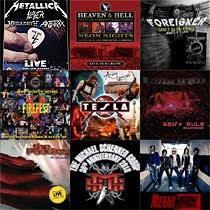 Los mejores discos en directo de 2010