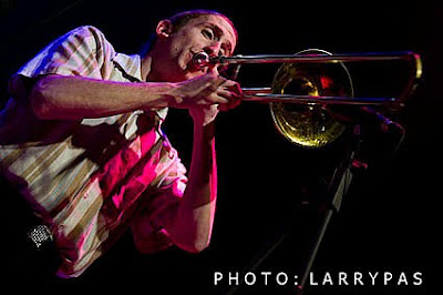 New York Ska Jazz Ensemble Bilbao