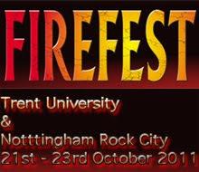 Jimi Jamison, Warrant o Unruly Child al FireFest 2011