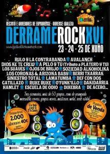 Soziedad Alkoholika o Rulo y La Contrabanda al Derrame Rock Festival