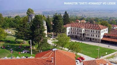 Lesok, Lesocki Manastir, Praznik Golema Bogorodica - Manastir 'Sveti Atanasij' - Leshok