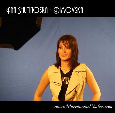 Ana Shutinoska Dimovska - MTV Adria Girl