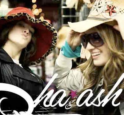 El dueto pop del momento ha ash comunicarte tepic - Ha ash habitacion doble ...