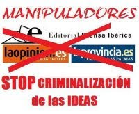 Persecucin de las ideas