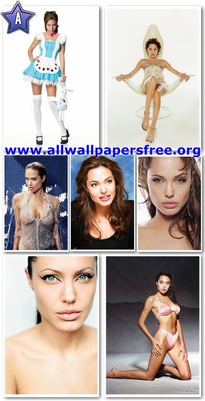 180 Sexy Angelina Jolie HQ Pictures [Up to 5100 Px]