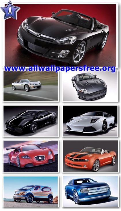 100 Amazing Cars Wallpapers Widescreen 1680 X 1050 [Set 7]