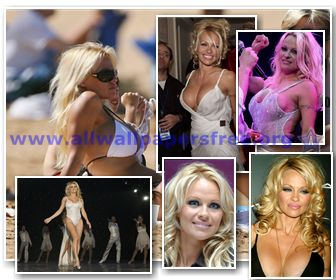 300 Sexy Pamela Anderson HQ Pictures [Up to 4200 PX] [Set 4]