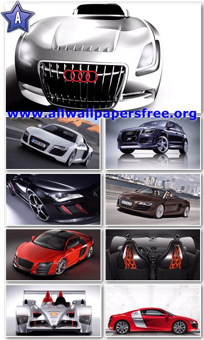 700 Amazing Audi Cars Full HD Wallpapers 1080p