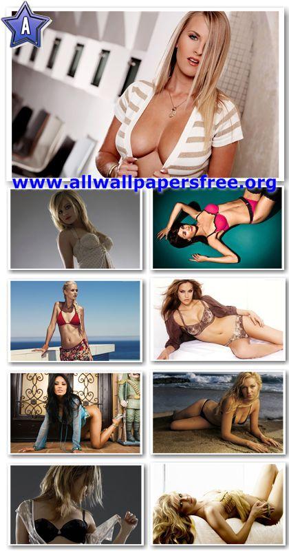 40 Super Sexy Girls Wallpapers 1920 X 1200 [Set 11]