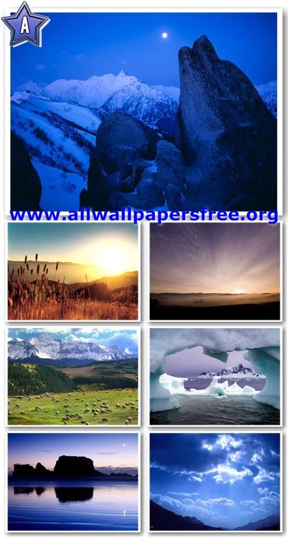 100 Impressive Nature Wallpapers 1600 X 1200 [Set 2]