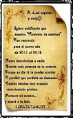 """Premio """"Contrato de Amistad"""" desde el blog un momento sereno"""