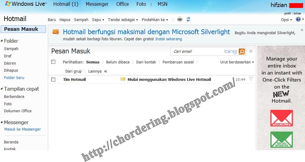 Image Result For Daftar Facebook Baru Cara Membuat Blog Email Yahoo Gmail