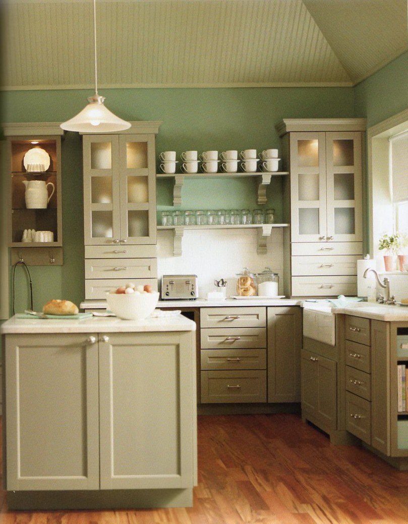 Christina williams dream kitchen - Kitchen paint colors ...