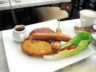 Paddington House of Pancake - Meal Number 406