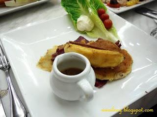 Paddington House Of Pancake - Meal Number 006