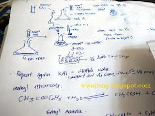 Chemistry Equation
