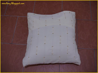 Making Simple Pillow Cases
