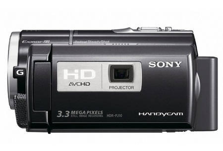 Sony HDR-PJ10 High Definition Handycam Camcorder