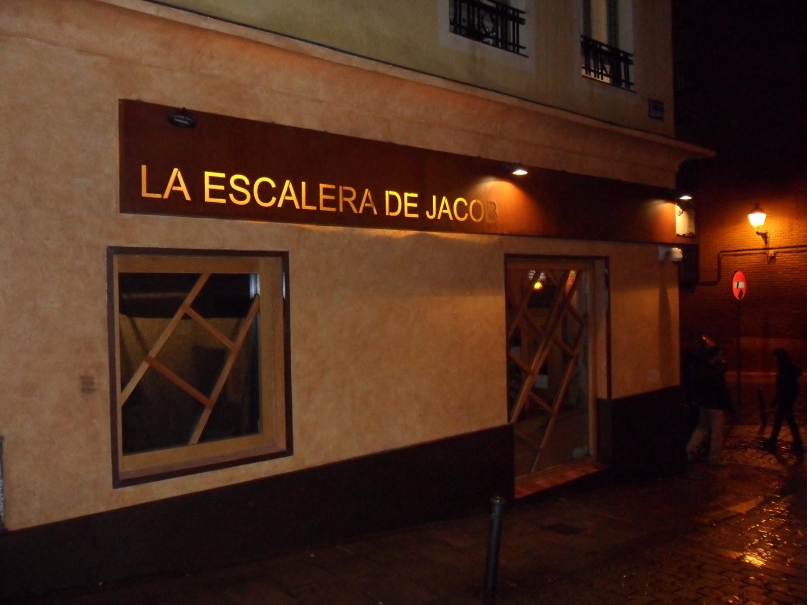 La escalera de jacob madrid la magia de nacho diago for La escalera de jacob