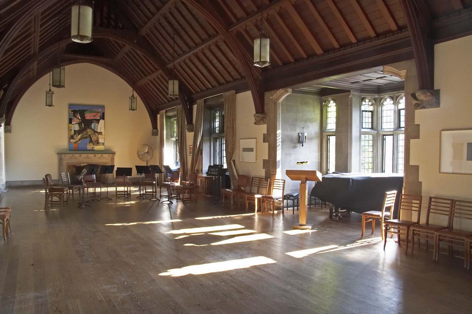 East Common Room University Of Toronto