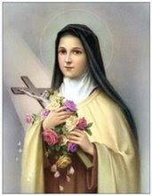 St. Therese...pray for us!