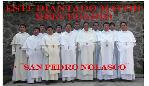 Estudiantado Mercedario San Pedro Nolasco Mexico