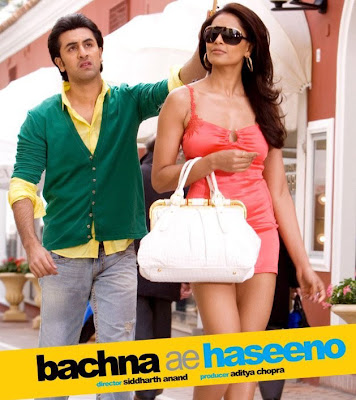Bachna Ae Haseeno stars Ranbir Kapoor along with 3 Gorgeous women Deepika Padukone, Minisha Lamba and Bipasha Basu