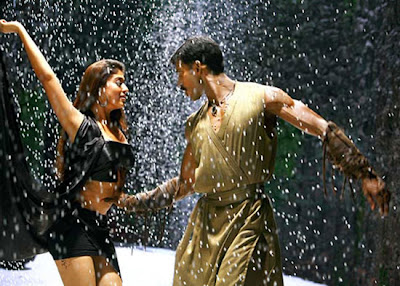 Vishal and Nayanthara Photo Gallery of Kollywood Movie Satyam